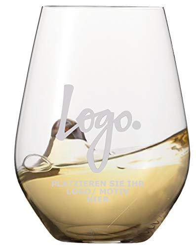 Vaso de vino blanco Spiegelau – personalizable – MeinGlas