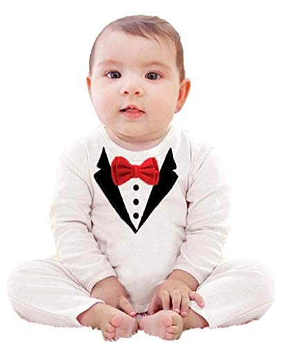 Kostüm frack baby gentleman romper4-9 monate größe 70 papillon
