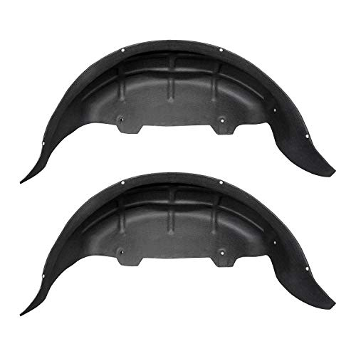 Tecoom Wheel Well Guards Rear Wheel Well Covers Compatible with Ford 2015-2020...