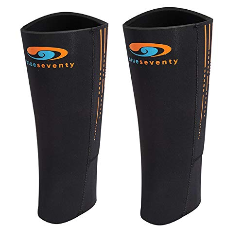 Amazing Deal blueseventy SwimRun Calf Sleeves - gain Buoyancy for Your Legs During The Swim portions...