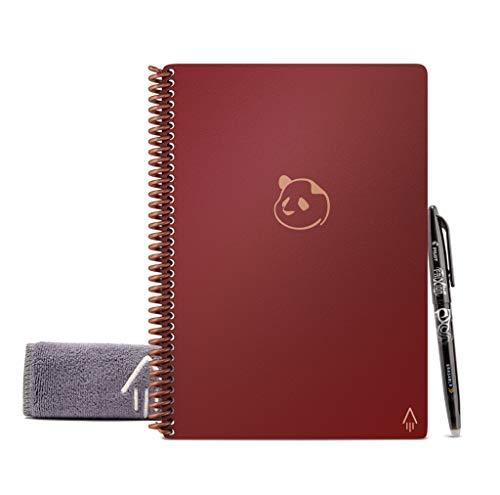 Rocketbook Panda Planificador diario académico reutilizable...