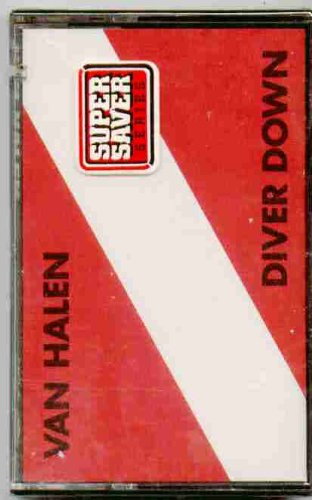 Van Halen ~ Diver Down (Original 1982 Warner Brothers Records 3677 CASSETTE Tape NEW Factory Sealed in the Original Shrinkwrap ~ Features 12 Tracks ~ See Seller's Description For Track Listing With Timing)