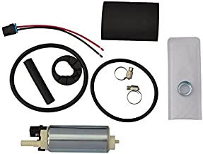 MUCO 1pc New E3240 Electric Fuel Pump & Install Kit Fit Chevrolet Buick Cadillac Pontiac Oldsmobile