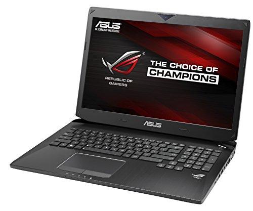 """Asus–Computer portatile da 17,3"""", nero, tastiera QWERTY spagnola"""