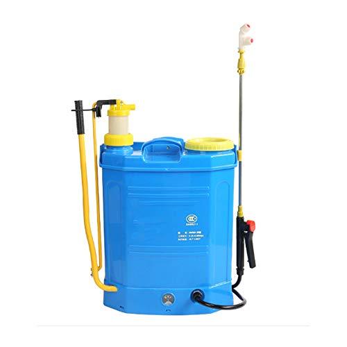 Elektrische sproeier, tuinspuitbus, desinfectie Spuitbus, rugsproeier met Battery, huishoudelijke desinfectie, Tuin landbouwbedrijfirrigatie Car Wash / 20L