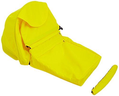 Britax-Romer 2000023138 Canopy pack – B-AGILE / B-MOTION - Une Capote et Une Housse pour main, Jaune (Sunshine Yellow)