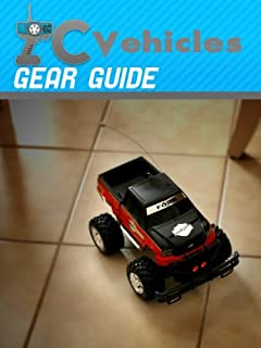 RC Vehicles Gear Guide (English Edition)
