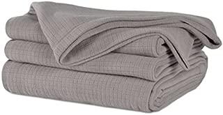 Berkshire Polartec Softec Blanket (Twin, Grey)