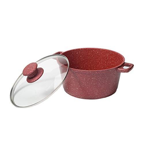 CHENHENG Stone Pot Soup Pot General Induction Cooker Gas Stove Household Multi-Function Binaural Stew Pot
