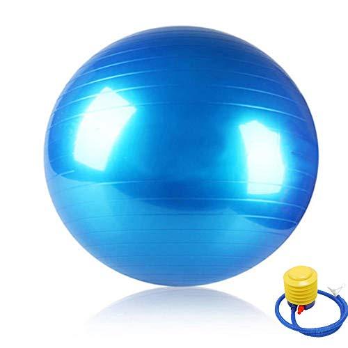 YSCYLY Pelota De Gimnasio,Bola táctil para niños 55cm / 65cm / 75cm / 85cm,Mejora El Equilibrio, Fuerza De NúCleo,Dolor De Espalda Y Postura, Viene