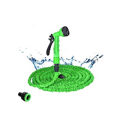 Flexible Water Hose EU Hose Plastic Hoses Pipe with Spray Gun $36.88(51% Off)