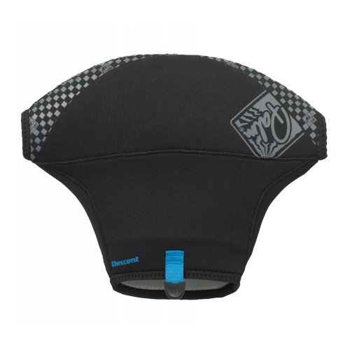 Palm 4mm Descent Paddle Mitts BLACK NA805 Size - - One Size