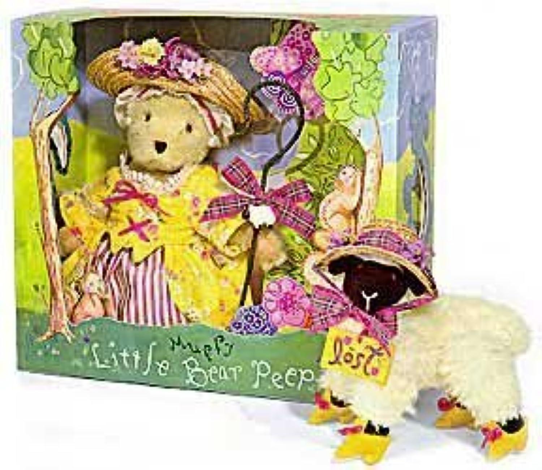 comprar mejor North American American American Bear Muffy Vanderbear Little Bear Peep Collector's Edition by North American Bear  elige tu favorito