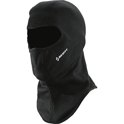 SCOTT Facemask Open Balaclava BLACK XS