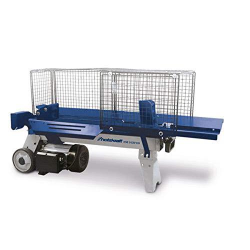 Holzkraft HSE 5-520 KH Horizontaler Brennholzspalter mit Elektroantrieb