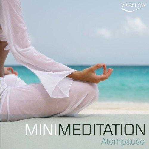 Atempause (Mini Meditation) audiobook cover art