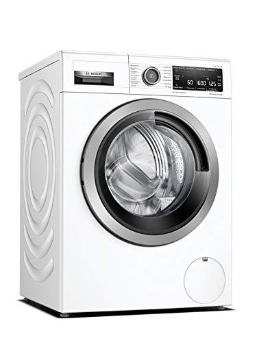 Bosch WAX32M10 Serie 8 Waschmaschine Frontlader / C / 67 kWh/100 Waschzyklen / 1600 UpM / 10 kg / Weiß / Fleckenautomatik / 4D Wash System