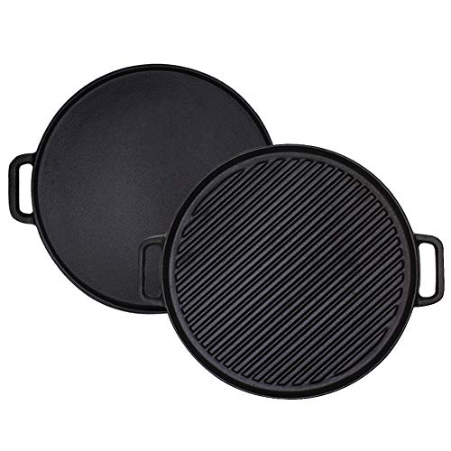 Cast Iron Reversible Grill/Griddle