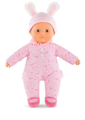 Corolle 9000100150 - Mon Premier Poupon Corolle / Sweetheart, pink / Französische Puppe mit Charme und Vanilleduft