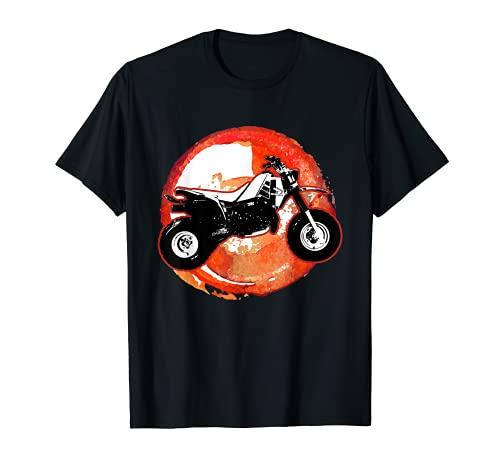 Dreirad Motorsport Motocross Biker Motorrad Quad Fahrer T-Shirt