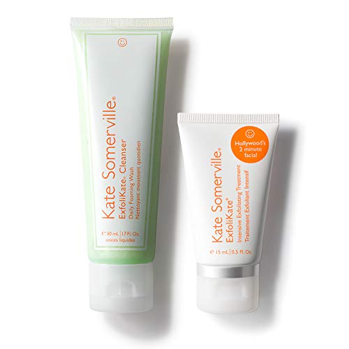 ExfoliKate Best Sellers: Clinically Proven Duo Of Exfoliating Products For Smoother Texture, Improved Pores & Radiant Skin