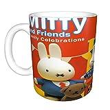 Tazza da caffè con scritta 'Miffy Funny Great Novelty Christmas Birthday Sister Prank', 325 ml