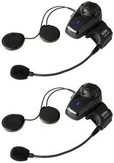 Sena SMH10-11 Motorcycle Bluetooth Headset/Intercom Dual Pack