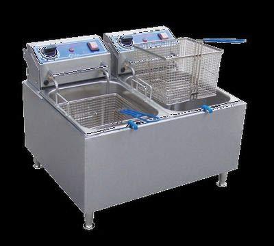 Globe PF32E 32-Pound Electric Countertop Fryer, NSF
