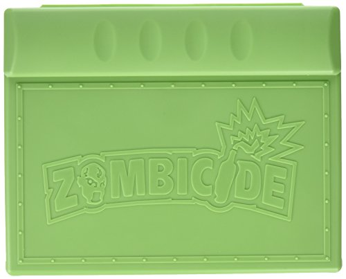 Cool Mini Or Not Zombicide Storage Boxes Board Game (Green)