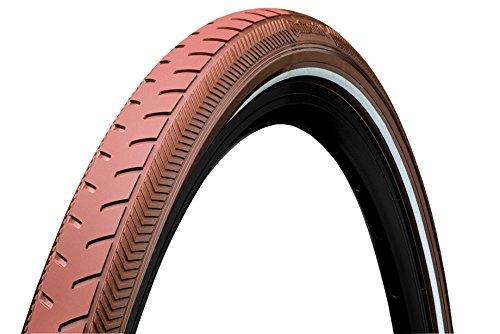"Continental Ride Classic Fahrradreifen, braun, 28\"" | 700 x 42C (40C) | 28 x 1.60"