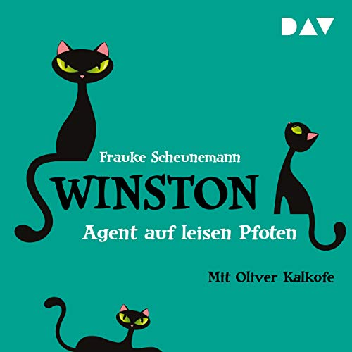 Agent auf leisen Pfoten  By  cover art