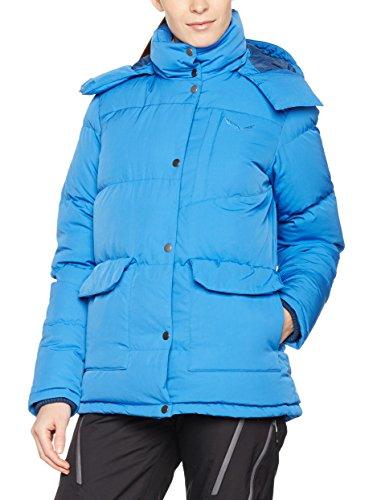 Salewa Puez Bering Dwn W JKT - Veste pour Femme, Couleur Bleu, Taille 44/38