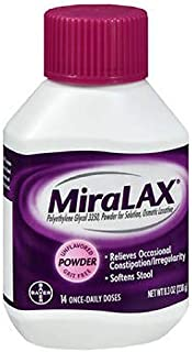 Miralax 14dose Size 8.3oz (3 Pack)