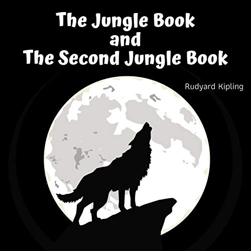『The Jungle Book and the Second Jungle Book』のカバーアート