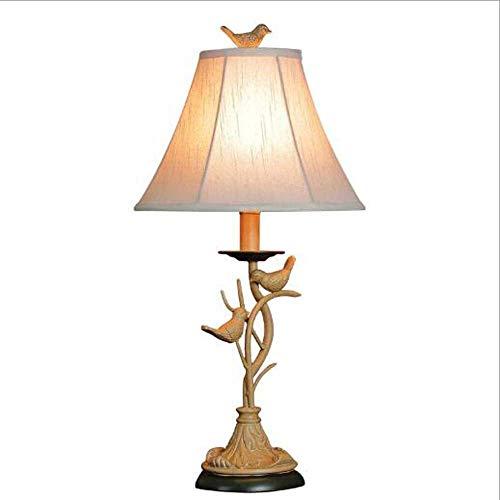 N/Z Hauptausstattung Tischlampe Idyllischer Vogel Personalisierte minimalistische Dekoration Wohnzimmer Schlafzimmer Nachttischlampe