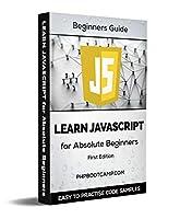 Learn JavaScript: Basics of JavaScript Language Front Cover