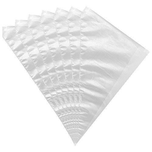 LIHAO Poches à Douille Jetables en Plastique pour Glaçage Gâteau by Paquet de 100 pièces