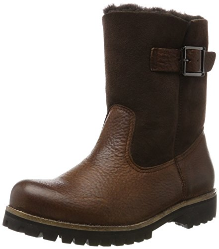 Blackstone Damen OL05 Stiefel, Braun (Brown), 40 EU