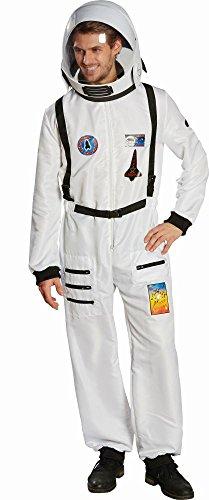 Astronaut Herren Kostüm Raumfahrer Karneval Kosmonaut