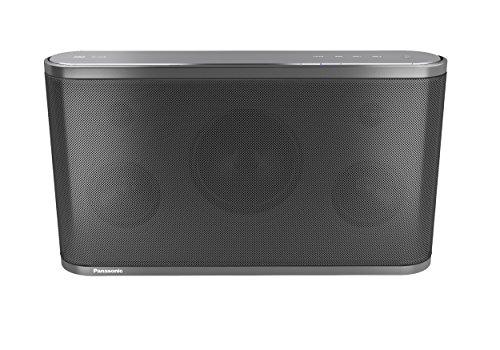 Panasonic SC-ALL8EG-K Wireless Multi-room Lautsprechersystem (Qualcomm AllPlay, streaming, 80 Watt RMS, 12 cm Subwoofer) schwarz