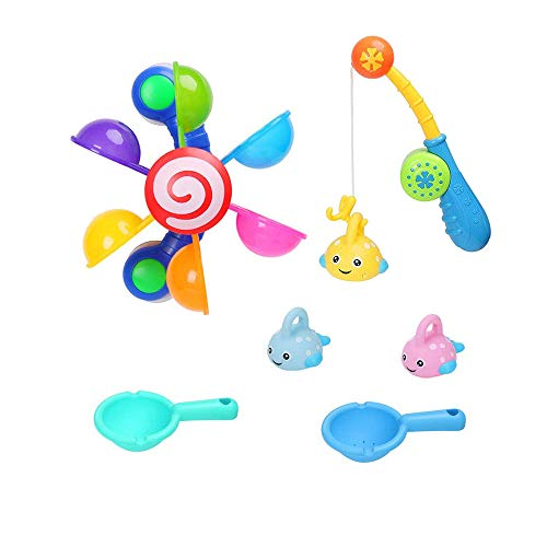 Southstar Baby Bath Toys 18pcs Baby Squirt Toys W The Best Amazon Price In Savemoney Es