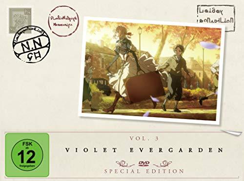 Violet Evergarden - St. 1 - Vol. 3 [Special Edition]