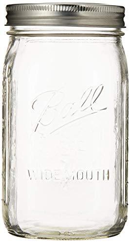 Ball Quart Jar, 31 x 11.5 x 6.8 inches, Original Version
