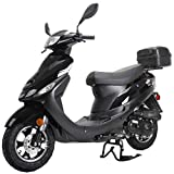 X-PRO Maui 50cc Moped Scooter Gas Moped Scooter Motorcycle 50cc Adult...