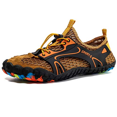 Angeln Upstream Schuhe Frauen und Männer Sommer rutschfeste atmungsaktive Outdoor-Wandersport Casual Paar Schnelltrocknende Schuhe