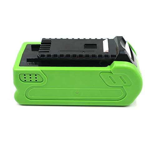 Batería de repuesto de 40V 2500mAh para GRW G40LM45 G40LT G40AB G40AC 24252 2601102 29282 29302 29462 29472 29662