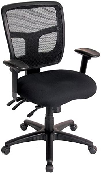 PREMIERA Coolmesh Mid Back Multi Function Chair