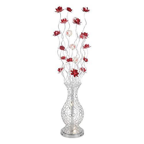FAFZ Slaapkamer, nachtlampje, creatieve vaas, staande lamp, bruiloft, decoratie, lamp, uitleglamp, lamp
