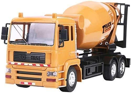 YLJYJ Concreto Coche de Control Remoto Camión Cisterna Truco Vehículo Todoterreno Coche...