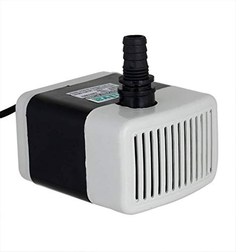 G-act Polycarbonate Submersible Pump for Desert Air Cooler, Aquarium, Fountains, 18W (Beige and Grey, 1.6 m)